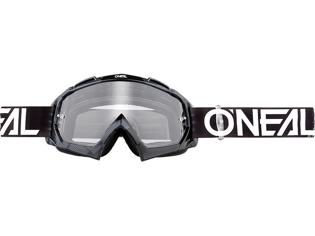 ONeal B-10 - Masque - blanc/noir